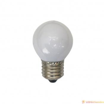 LED lemputė E-27 cokoliui