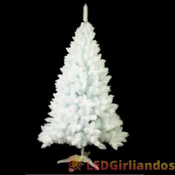 Dirbtinė eglutė Balta 130 cm