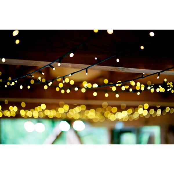 20 m ilgio 120 LED lempučių girlianda