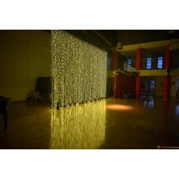 LED šviesos užuolaida 200x500