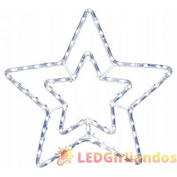 LED dekoracija Žvaigždė