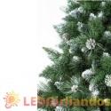 Dirbtinė eglutė Rosa sidabrinė 250 cm