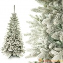 Dirbtinė eglutė Padengta sniegu PE