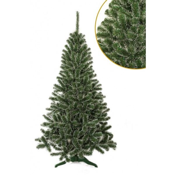 Dirbtinė Eglutė Lietuviška Apsnigta 250 cm