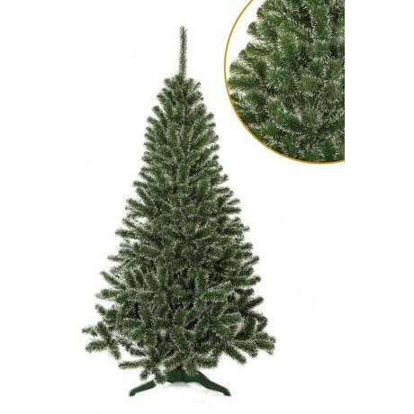 Dirbtinė Eglutė Lietuviška Apsnigta 50 cm