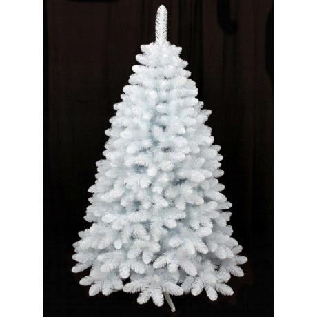 Balta dirbtinė eglutė 220 cm