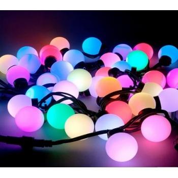 LED burbulų girlianda...